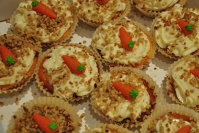 Recipe: Carrot Cupcakes